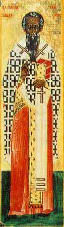 Sfîntul Sfinţit Mucenic Pangratie, Episcopul Tavromeniei
