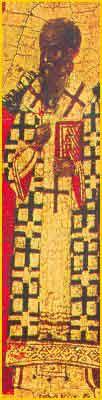 Sfîntul Sfinţit Metodie, Patriarhul Constantinopolului