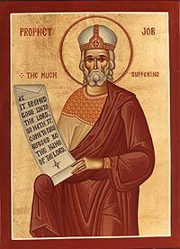 Sfîntul şi dreptul Iov