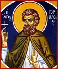 Sf. Mucenic Ghervasie